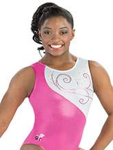 Pink Warrior Leotard from GK Elite