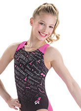 Postitive Power Gymnastics Leotard from GK Elite