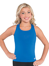 Open Racerback Cheer Top from GK Cheer