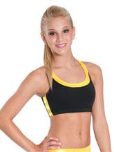 Flashy Cheerleading Crop Top from GK Cheer