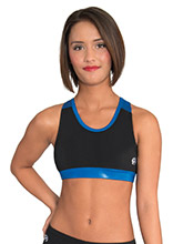 Trendy Tease Cheer Crop Top  from GK Cheer