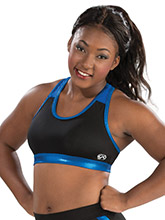 Mesh Racerback Cheer Crop Top  from GK Cheer