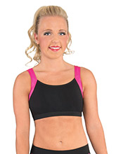 Strappy Stunner Cheer Crop Top from GK Cheer