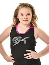 GK All Star Long Top from GK Cheer
