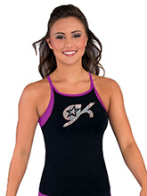 All Star Layered Cheer Long Top from GK Cheer