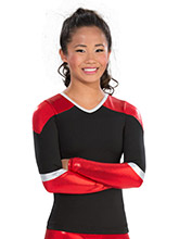 Mystique Armor Uniform Top from GK Cheer