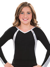 Mystique Raglan Sleeve Uniform Leotard from GK Cheer