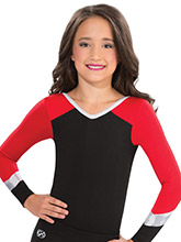 Spirit Long Sleeve Uniform Leotard from GK Cheer