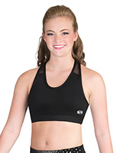 In Motion Cheer Crop Top from GK Cheer