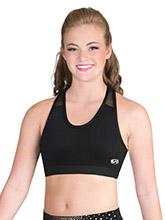 f24bb7dd071e94 GK Elite Cheer - In Stock Practice   Team Wear Women s Crop Tops
