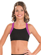 Focus Training Crop Top from GK Cheer