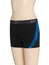 Mystique Side Panel Shorts from GK Cheer
