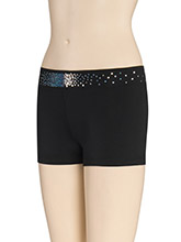 Sparkle & Shine Cheer Shorts from GK Cheer