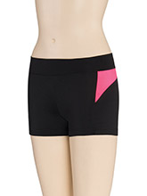 Horizontal Arc Cheer Shorts from GK Cheer