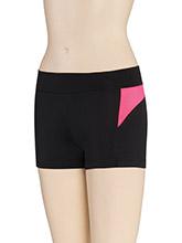 Horizontal Arc Cheer Shorts from GK Cheer