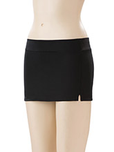 Low Rise Comfort Fit DryTech Skirt From GK Cheer