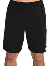 Men's Black DryTech Cheer Shorts from GK Cheer