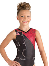 Shadow Minnie Leotard from GK Gymnastics