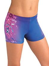 Star Darlings Shorts from GK Gymnastics