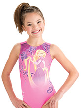 Rapunzel Leotard from GK Gymnastics