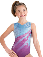 Cinderella Leotard from GK Gymnastics