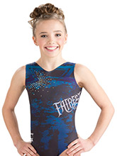 Descendants Leotard from GK Gymnastics