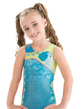 Moana Leotard from GK Gymnastics