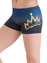 Descendants Shorts from GK Gymnastics