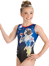 Snow White Leotard from GK Gymnastics