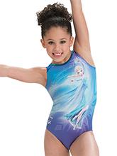 Elsa the Snow Queen Leotard from GK Gymnastics