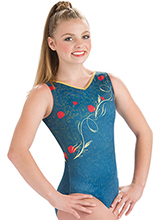 37cf4f681be1 Timeless Leotard from GK Gymnastics Disney Collection
