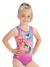 Disney Princess Leotard from GK Gymnastics