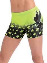 Pixie Dust Workout Shorts from GK Cheer