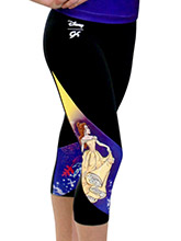 Beauty and the Beast Capri Pants from GK Cheer