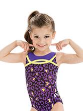 GKids Purple Pal Leotard from GK Gymnastics