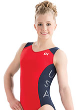 Allegiance Tank Leotard from GK Elite