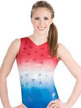 Free Spirit Tank Leotard from GK Elite