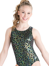 Electric Zoo Training Leotard from GK Gymnastics