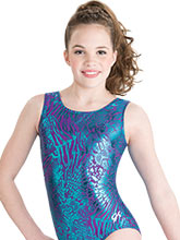 Hazy Potion Gymnastics Leotard from GK Gymnastics