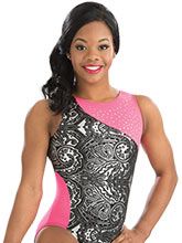 Gabby Douglas Eternity Leotard from GK Gymnastics
