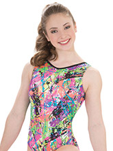 Candy Confections Tank Leotard from GK Gymnastics