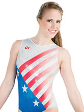 American Dream Tank Leotard from GK Elite