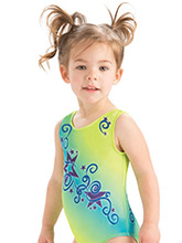 GKids Shining Star Sublimated Leotard from GK Gymnastics