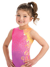GKids Butterfly Bouquet Leotard from GK Gymnastics