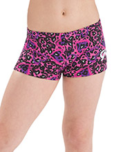 GKids Cats Meow Shorts from GK Gymnastics