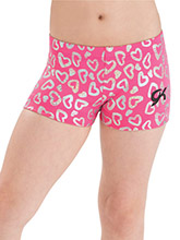 GKids Jazzberry Shorts from GK Gymnastics