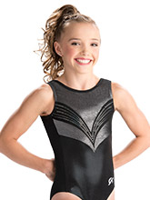 Sparkle & Shine Gymnastics Leotard from GK Gymnastics