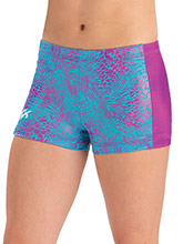 Belle Beauty Workout Shorts from GK Gymnastics