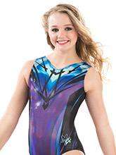 Nastia Liukin Future Star Leotard from GK Gymnastics
