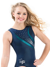 Nastia Liukin Twilight Leotard from GK Gymnastics
